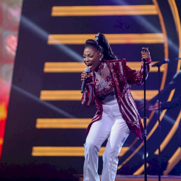 Esther emerges winner of The Voice Nigeria