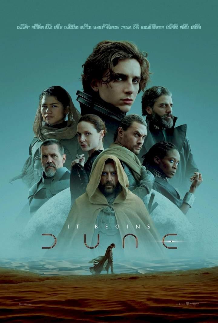 Dune (2021) [HDRip]