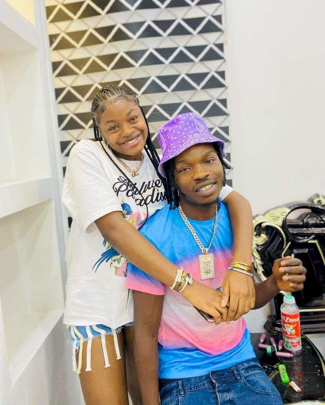 Naira Marley's sister, Shubomi and signee, Zinolesky sparks dating rumour (Video)