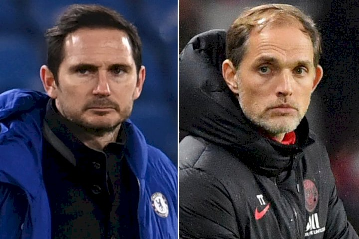 EPL: Lampard opens up on Abramovich replacing him with Tuchel