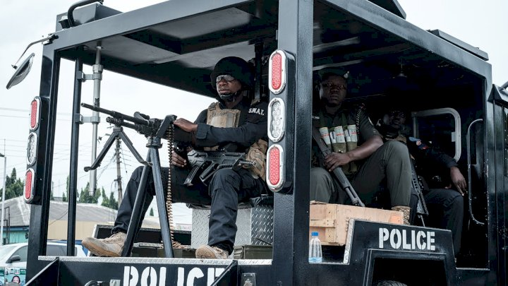 BREAKING: SWAT officers deployed to State Commands around Nigeria