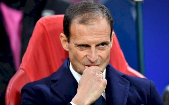 What I expect from Ronaldo next season at Juventus - Allegri