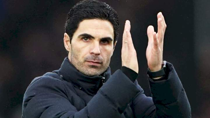 EPL: Arteta clears air on 'clash' with Leno
