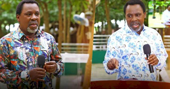 """""""I will not celebrate my birthday this year"""" - Last video of Pastor T.B. Joshua before his death"""