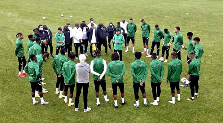 Super Eagles' friendly match against Mexico confirmed