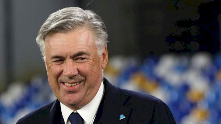 BREAKING: Real Madrid appoint Carlo Ancelotti as manager