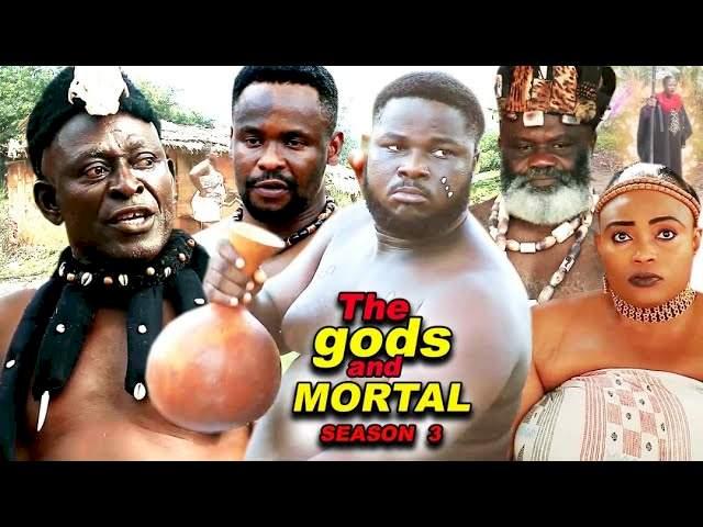 The gods and Mortals (2021) Part 3
