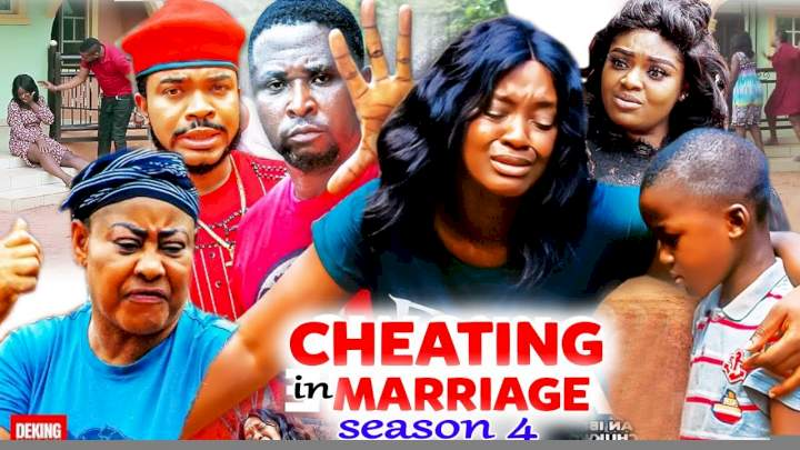 Cheating in Marriage (2021) Part 4