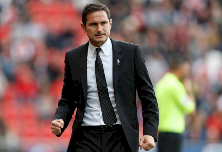 Frank Lampard's next possible club revealed