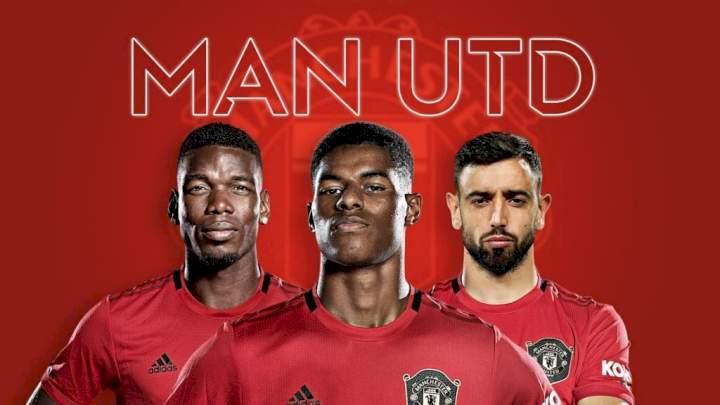 EPL 2020/2021: Full list of Manchester United games as Premier League announces fixtures