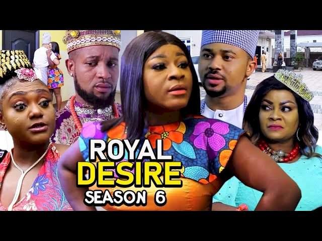 Royal Desire (2021) Part 6