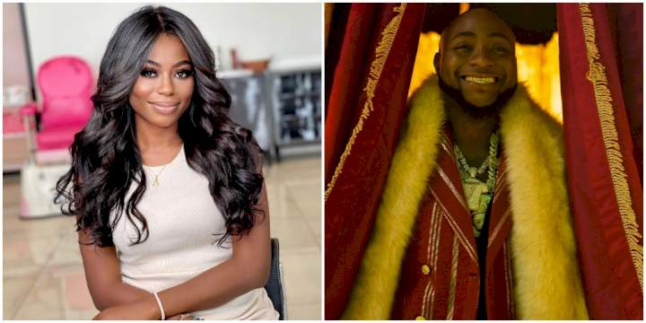 """You are a great mother"" - Davido hails  Sophia Momodu on their daughter's birthday (Video)"