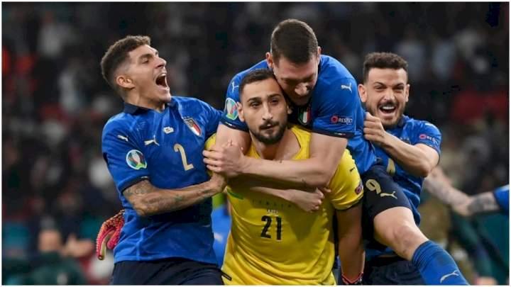 Euro 2020 final: Why I didn't celebrate after saving Saka's penalty - Gianluigi Donnarumma