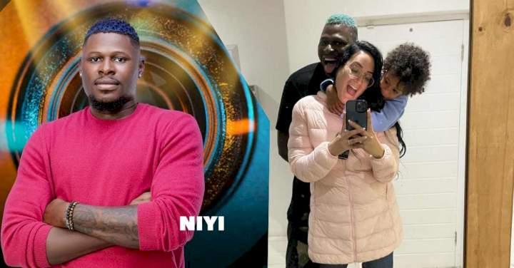 BBNaija2021: Meet housemate Niyi's beautiful family (Video)