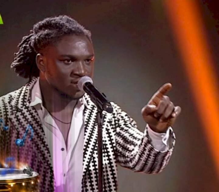 Nigerian Idol: You've done well, Benue waiting to receive you - Gov Ortom's CPS tells Francis