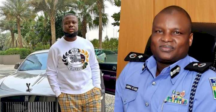 Hushpuppi exposes Police Commissioner Abba Kyari over involvement in $1.1 million scam deal