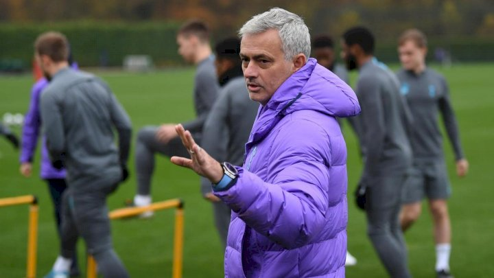 EPL: Mourinho responds to Paul Pogba's criticism