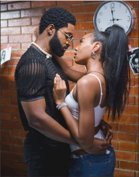 """I'm currently toasting Jemima"" – Singer, Ric Hassani shuns lady who attempted to shoot her shot"