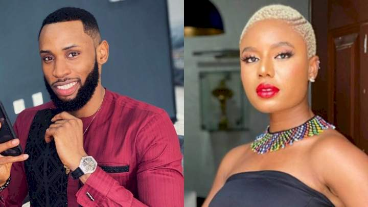 BBNaija: I would like to date Nancy Isime - Emmanuel reveals
