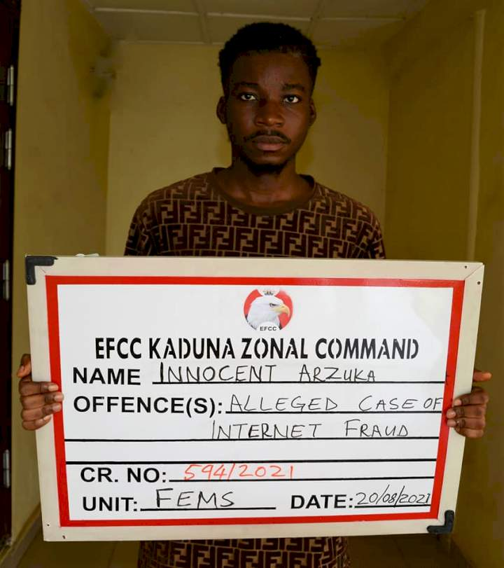 Court convicts young man of Cybercrime in Kaduna