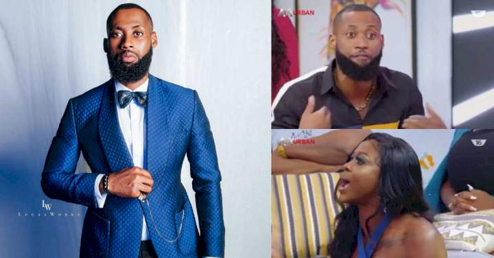 """""""You were trouble and crazy; nobody cares you exist"""" - Tochi slams Ka3na (Video)"""