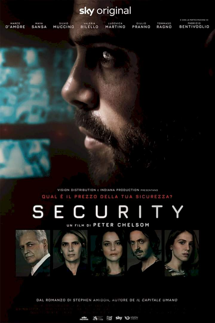 Security Subtitles (2021) [Italian]