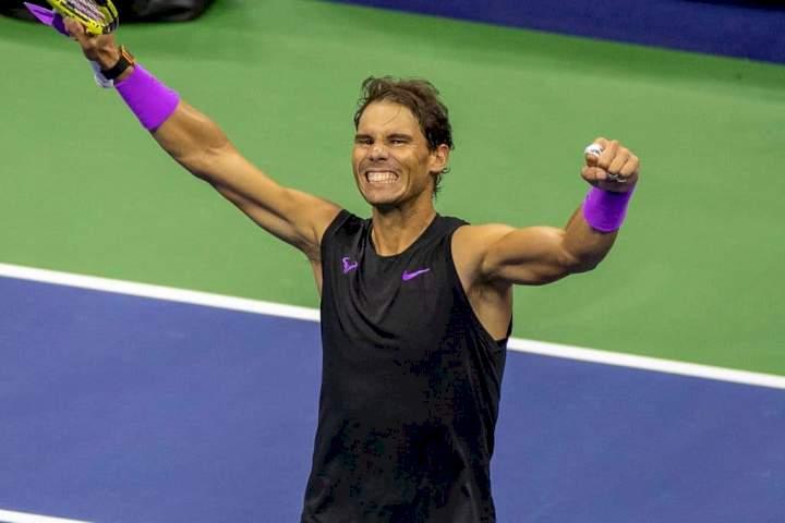 Ballon d' Or: Rafael Nadal snubs Messi, Ronaldo, names player who should win award