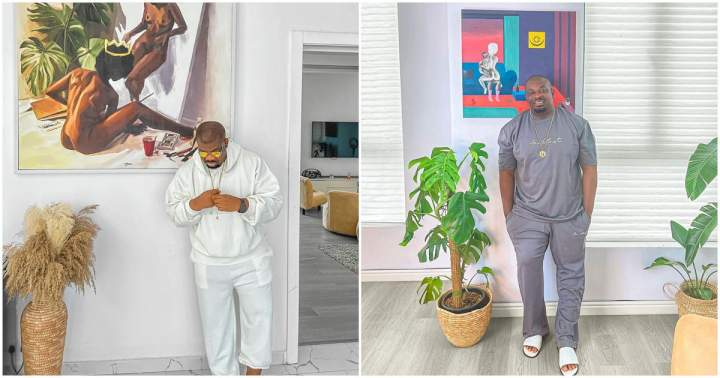 """""""Your crown is useless if you cannot help others grow"""" - Don Jazzy (Video)"""