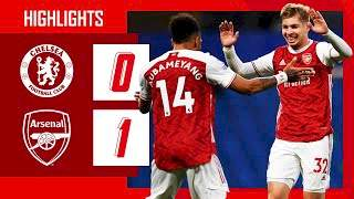 Chelsea 0 - 1 Arsenal (May-12-2021) Premier League Highlights