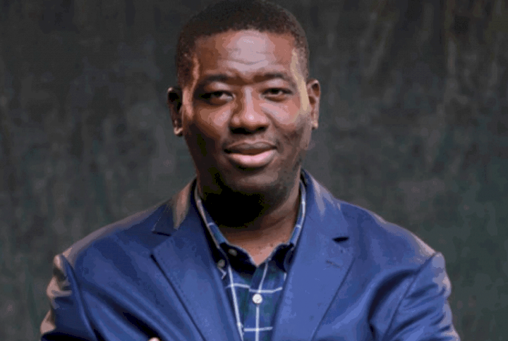"""""""50k is alert, 5M is alarm"""" - Leke Adeboye says as he lists some of the love languages of Nigerian ladies"""