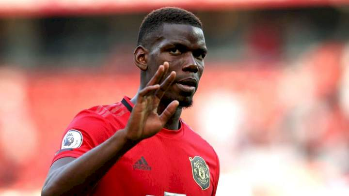 I have one year left at Man Utd - Pogba