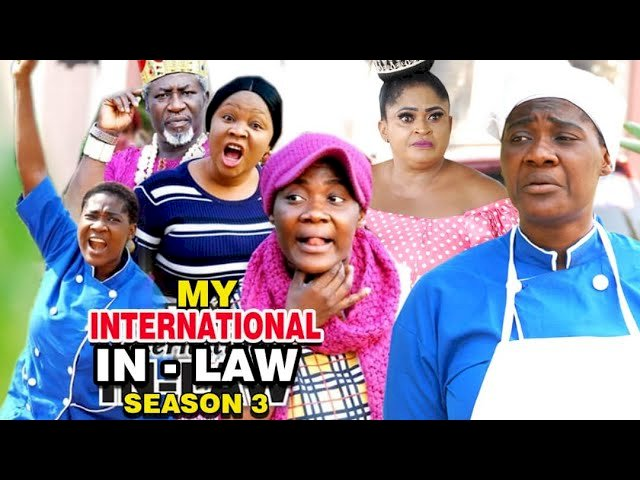Nollywood Movie: My International In-Law (2021) (Part 3 & 4)