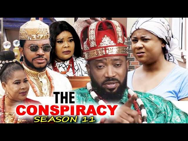 The Conspiracy (2021) Part 11
