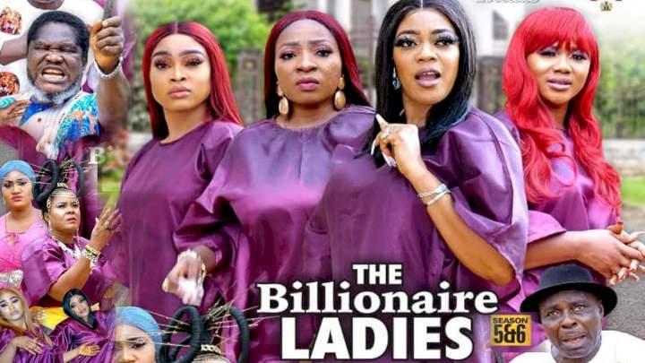 The Billionaire Ladies (2021) Part 5