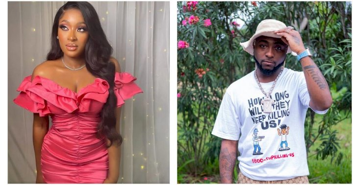 """""""Not all relationships will lead to marriage"""" - Davido's 4th baby mama says"""
