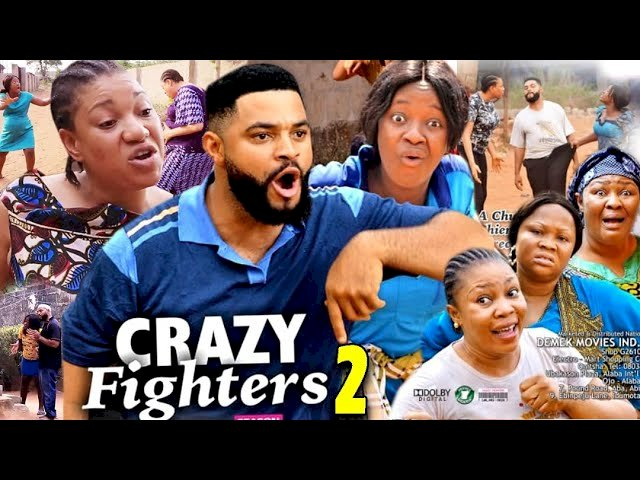 Crazy Fighters (2021) Part 2