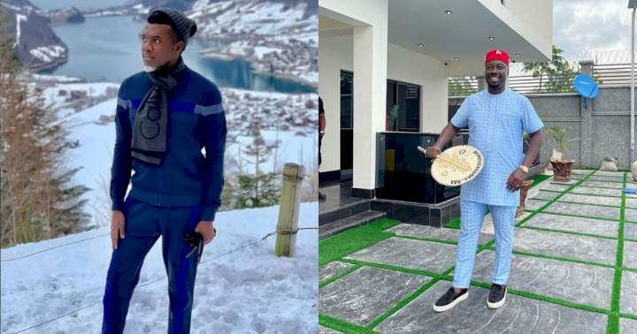 """""""Obi Cubana mama burial dey really pain this man"""" - Reactions as Reno Omokri says only people with inferiority complex oppress others with their money"""