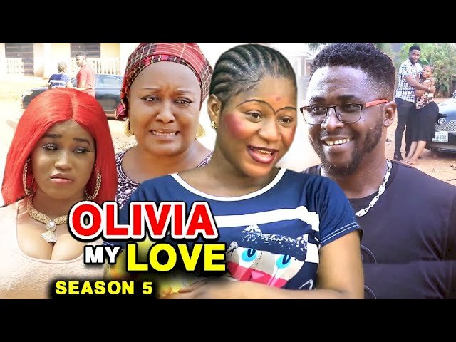 Olivia My Love (2021) Part 5