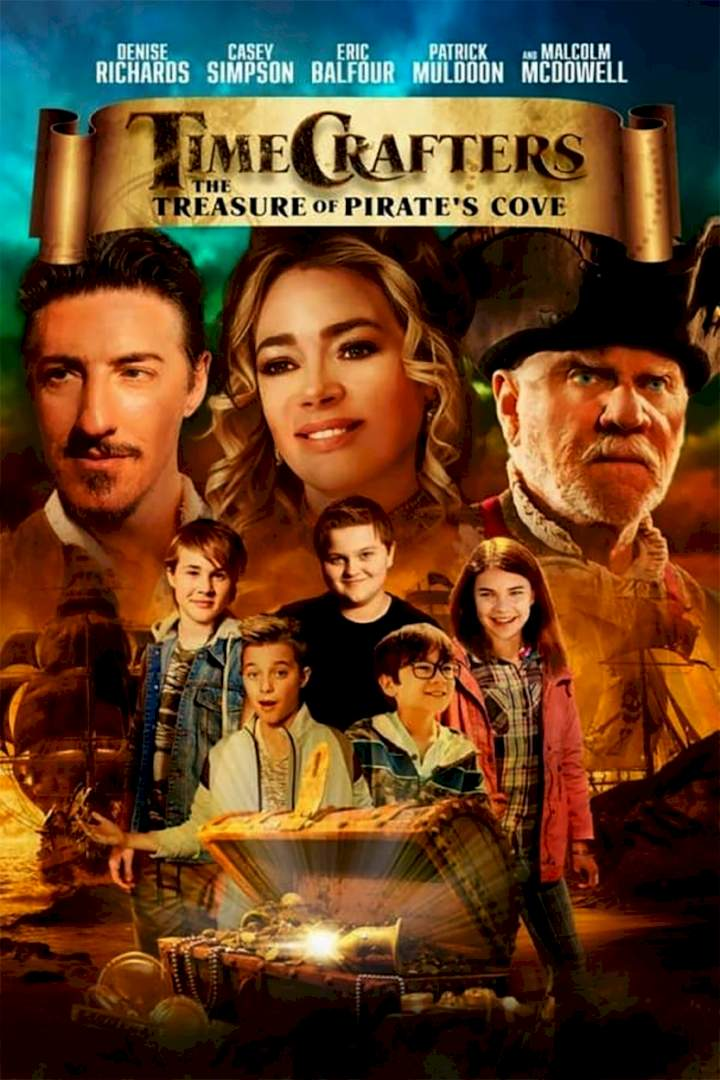 Timecrafters: The Treasure of Pirate's Cove (2020)