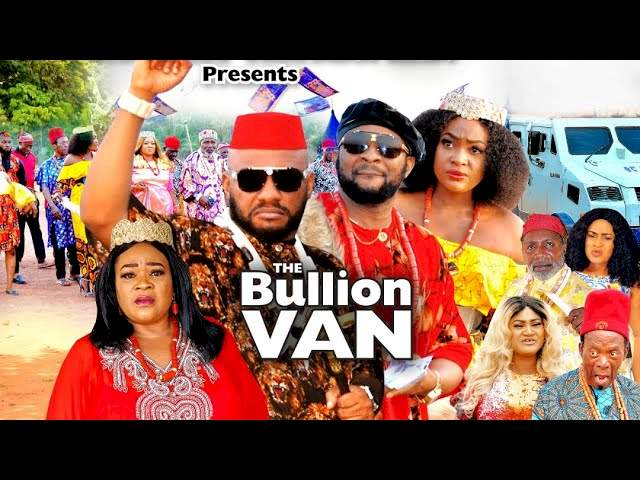 Bullion Van (2021) Part 2