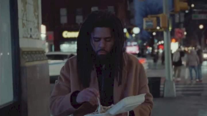 J. Cole - punchin'  the clock