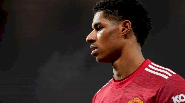Rashford racially abused online following Man Utd Europa defeat