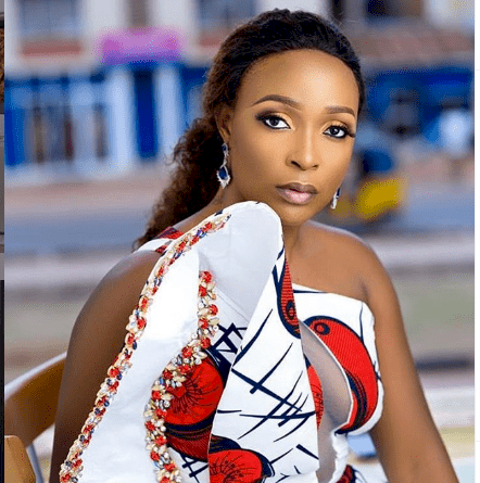 """I love you, I love you; it ends in sex"" – Relationship expert, Blessing Okoro says as she demonstrates how women should act with their partners"