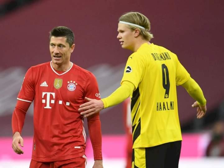 Tuchel gives up on Haaland, ready to sign Lewandowski