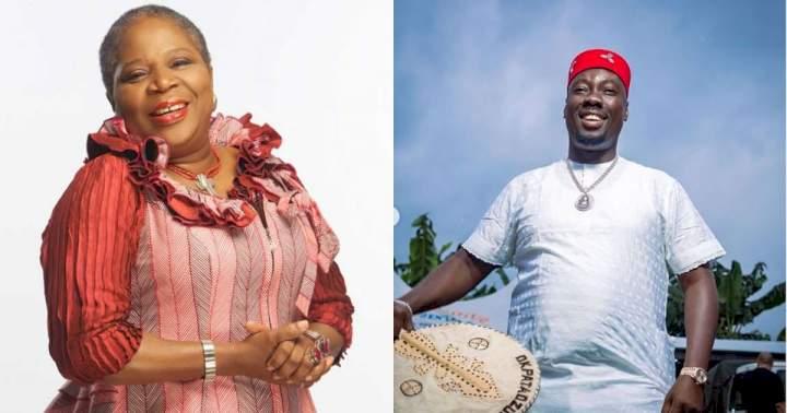 Veteran entertainer, Onyeka Onwenu condemns Obi Cubana's lavish mother's burial, describes it as obscene and insensitive