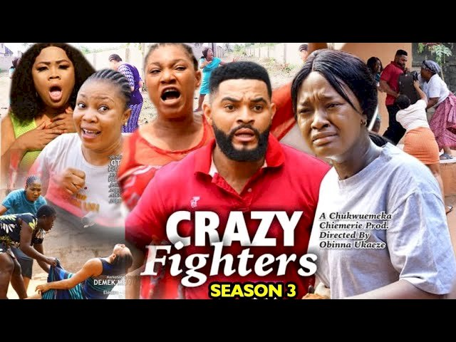 Crazy Fighters (2021) (Part 3)