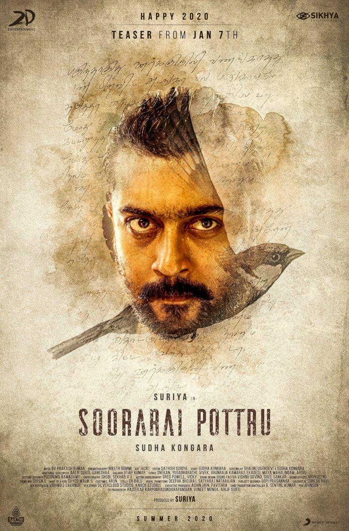 Soorarai Pottru (2020) [Indian]