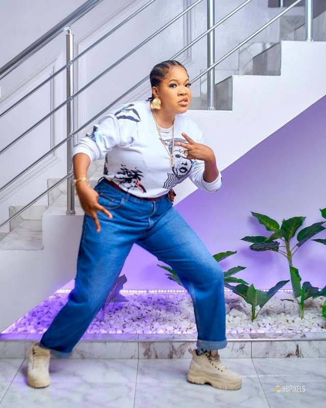 """""""I love you now and forever"""" - Toyin Abraham gushes over her husband and marriage"""