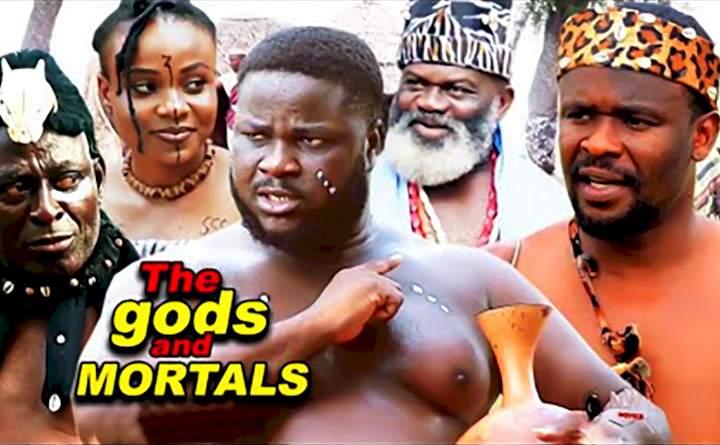The gods and Mortals (2021)