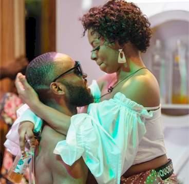 #BBNaija: Housemates called Emmanuel 'ashawo', Liquorose says she finds it attractive (Video)